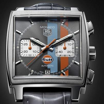 Tag Heuer Monaco GULF Limited Edition Calibre 12