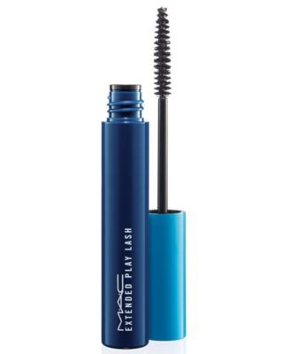 Lashes can party all night with new Extended Play Lash - a curling, lifting, defining Mascara in a glossy shade of Endless Black. The lightweight formula applies with a petite slim-line brush to stret