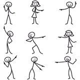 Stick Man Stick Figure Happy Jumping Celebrating - Download From Over 56 Million High Quality Stock Photos, Images, Vectors. Sign up for FREE today. Image: 38951018