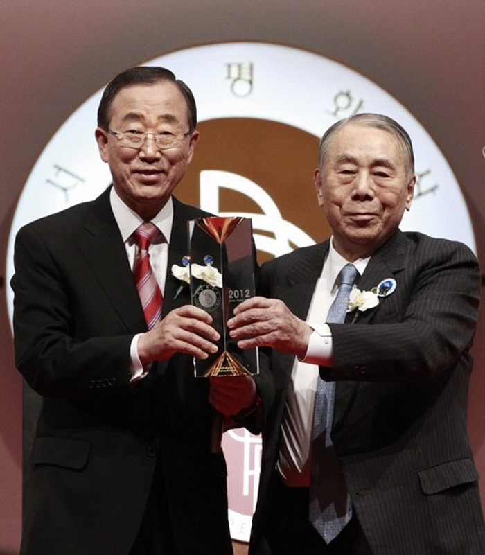 "UN Chief Ban to make efforts for ""Single S-N Korean team at 2015 Universiade"""