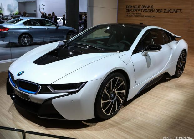 2015 BMW i8 looks like a future classic (pictures) - CNET Reviews via @CNET