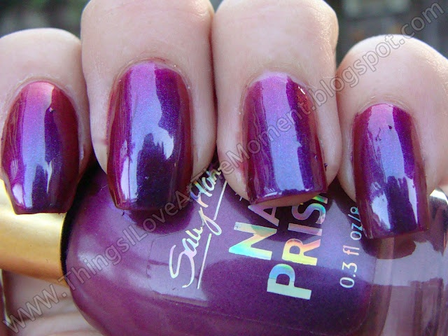 Hally Hansen Nail Prisms Ruby Sapphire