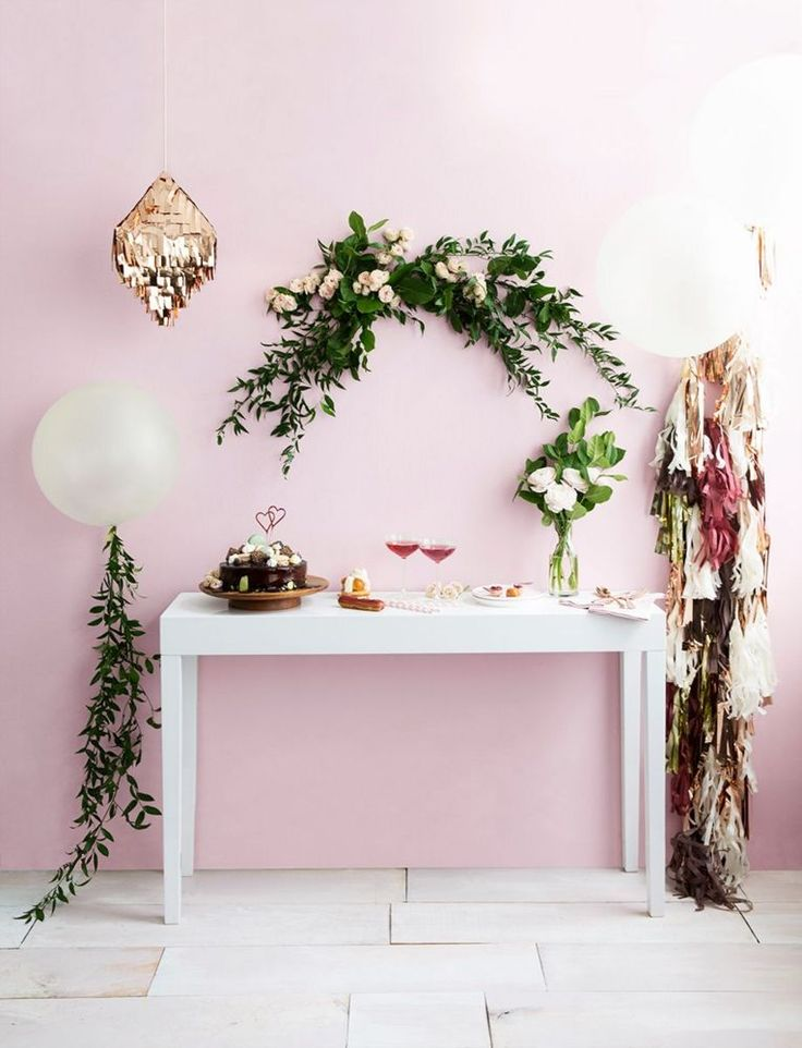 how to throw the perfect party (in pink)! on domino.com