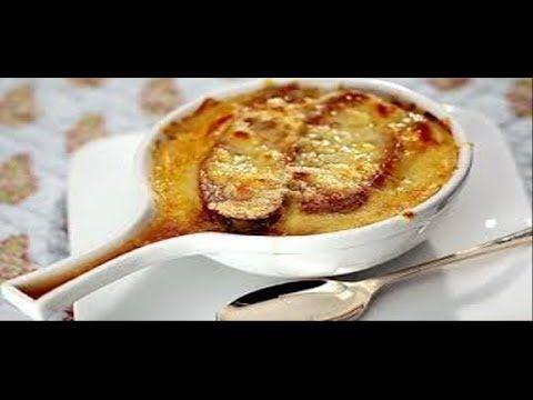Zupa cebulowa (Sopa de cebolla) - Hiszpanskie JedzenieHiszpanskie Jedzenie