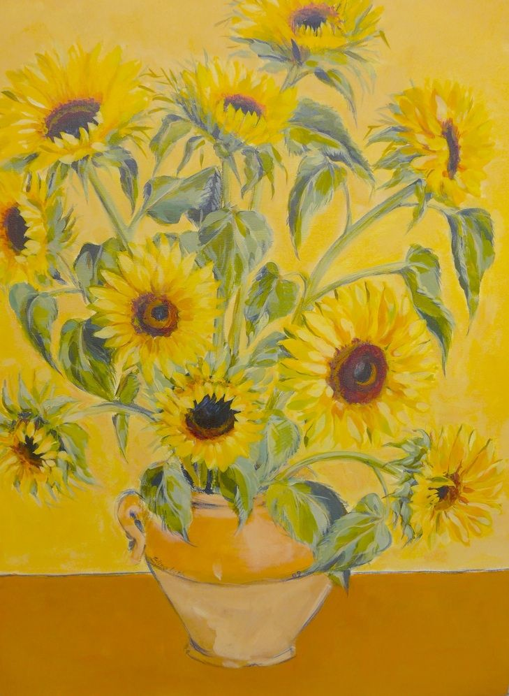 sunflowers by vincent essay Van gogh's starry eyes brings out a starry night vincent van gogh's starry night is  essay on van gogh's starry night and  and various sunflowers' along.