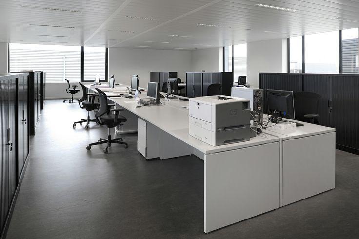 Bureau inrichting - een harmonieus geheel - MULTI TEMSE