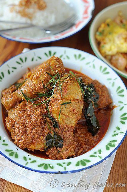 Rendang Ayam – Chicken Rendang