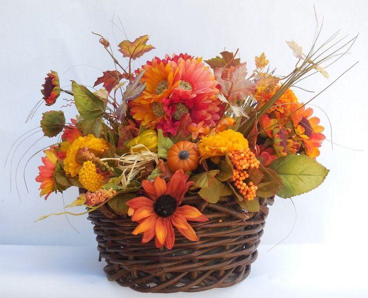 51 Best Images About Silk Flower Arrangements On Pinterest
