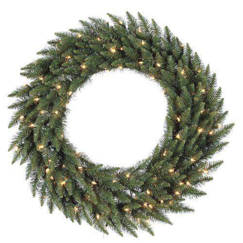 118 best Christmas Wreaths & Garlands images on Pinterest ...