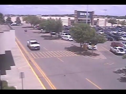 Robbery Suspect Video at Empire Mall Parking Lot