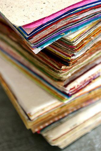 Japanese paper -washi-