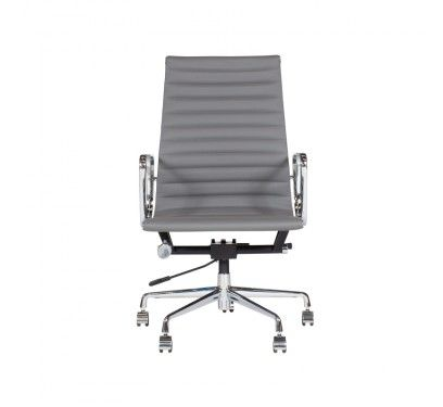 Replica Eames Group High Back Office Chair -grey