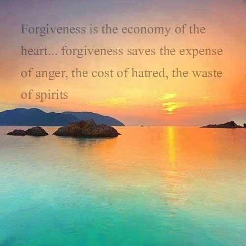17 Best Quotes On Forgiveness On Pinterest