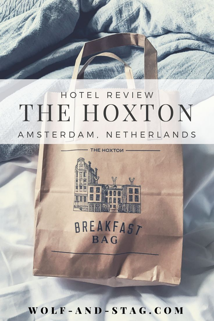 Looking for a place to stay in Amsterdam? Read my latest hotel review of The Hoxton - a cool, boutique hotel in the beautiful Nine Streets area of Amsterdam | Wolf & Stag