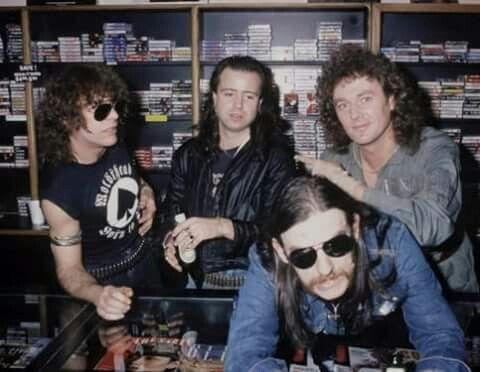 Wurzel/Lemmy Kilmister/Phil Campbell/Pete Gill