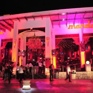 MANDALA NIGHT CLUB CANCUN