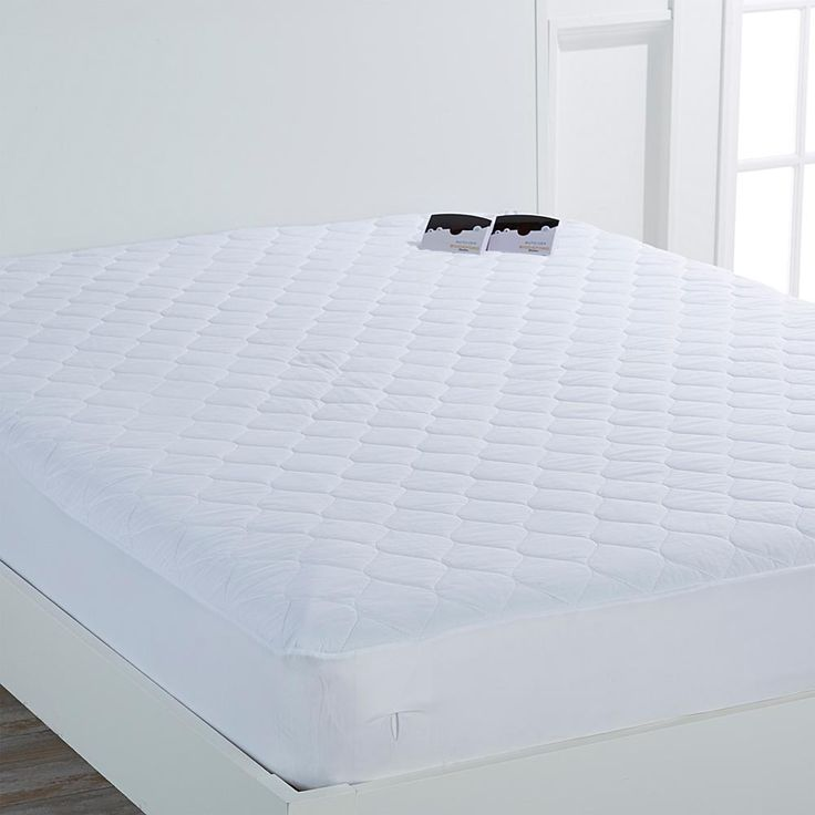 Concierge Collection Heated Mattress Pad - King