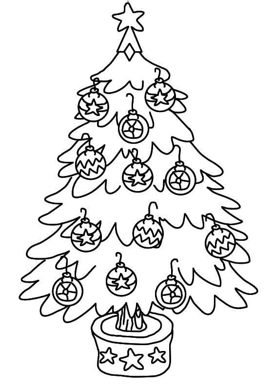 Dibujos De Arboles Para Imprimir. Beautiful Dibujo Arbol Navidad ...