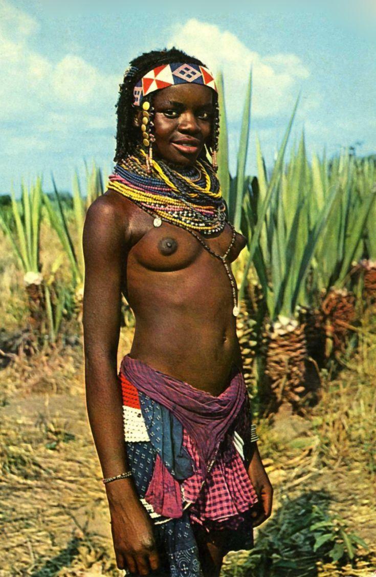 nude tribal