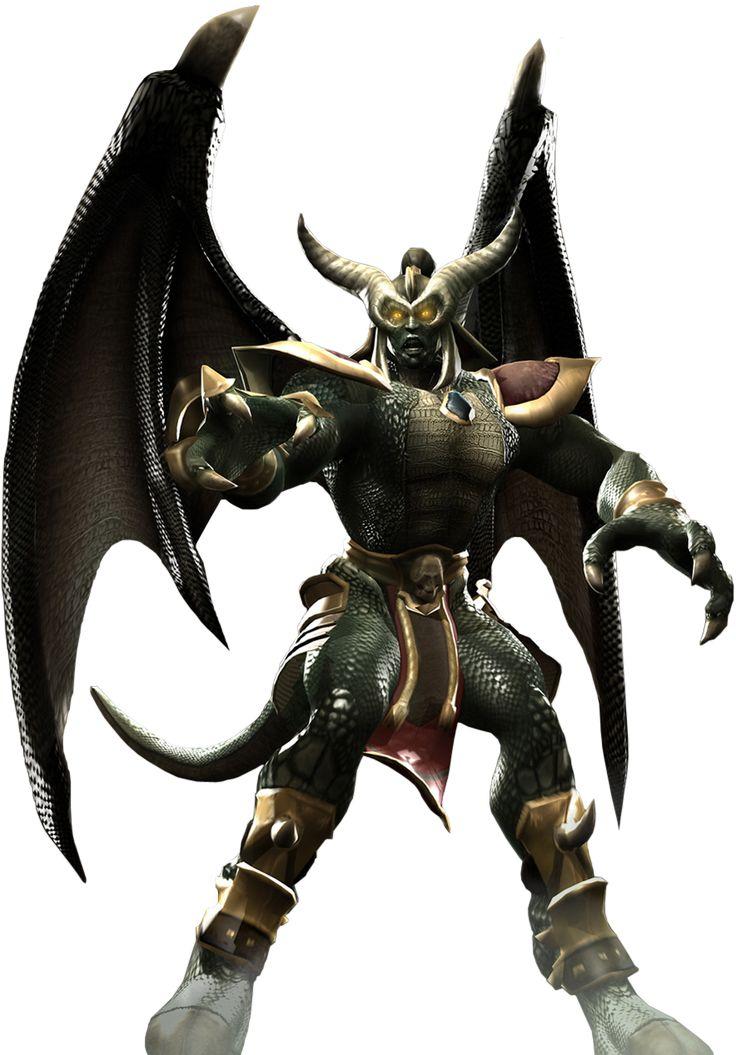 Mortal Kombat - Onaga (Dragon King)