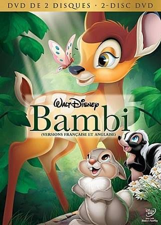 Bambi (DVD, 2011, 2-Disc Set)
