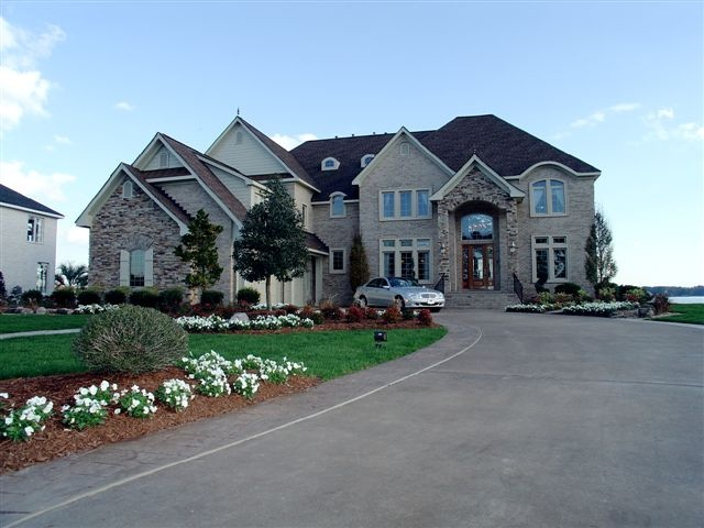 "Cohen Homes' custom built home, ""The St. Moritz""."