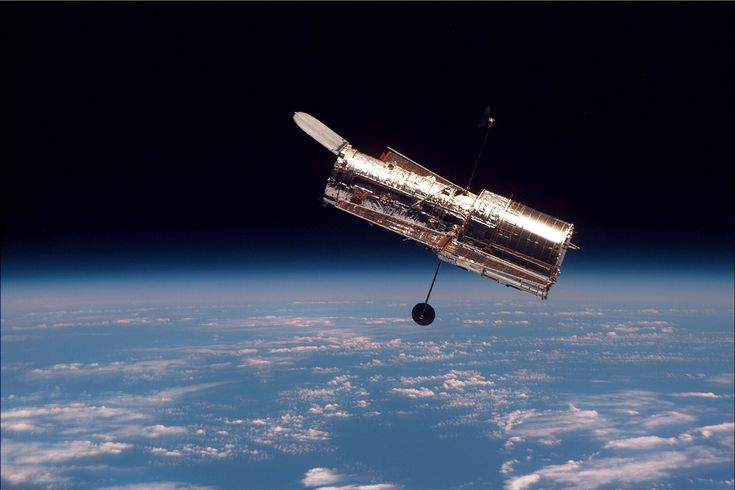 NASA approves five more years for Hubble Space Telescope.  Life in the old scope yet