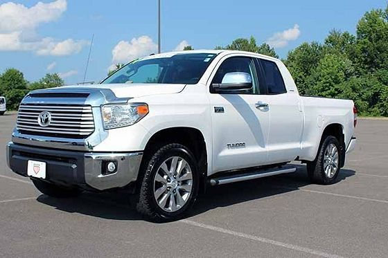5TFBY5F18EX366866 | 2014 Toyota Tundra Limited Edition in Fredericksburg Image 1