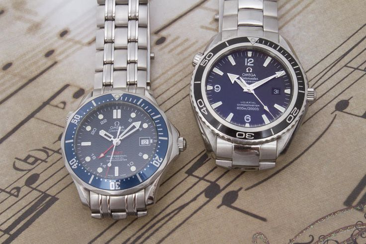 Pre-Owned OMEGA watches Seamaster