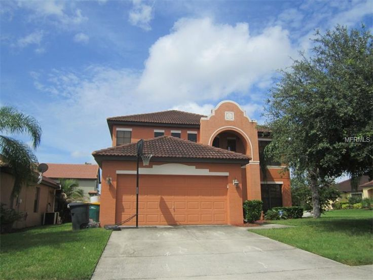 http://www.propertypanorama.com/instaview/mfr/S4820474  SHORT SALE: Stunning Mediterranean Style Home on Corner Lot in Beautiful Villa Sol with 4 bedrooms and 2.5 bathrooms, stainless steel appliances, plantation shutters, tiles & 2 car garage. All bedrooms upstairs & inside laundry room upstairs as well. Has Alarm System and Water Softener. This community has gated entry with security attendant. Recreational facility has fitness center, meeting rm and covered poolside veranda with patio