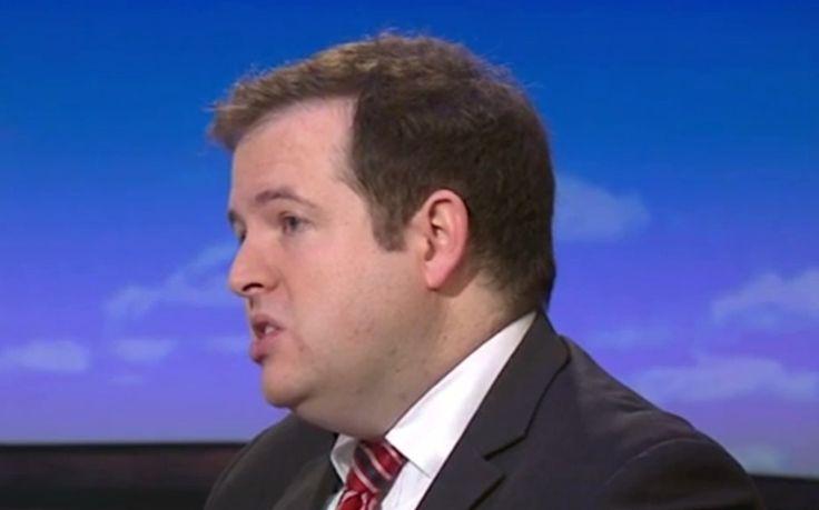 Watch the moment Stephen Doughty resigns from shadow cabinet live on BBC's   Daily Politics programme