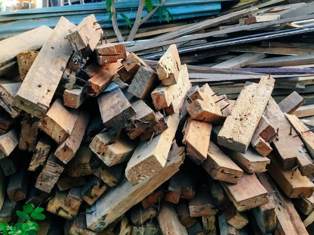 wood construction waste