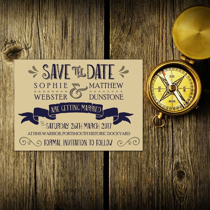 19 Best images about Nautical Handmade Wedding invitations on - best of handmade formal invitation card