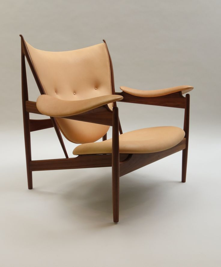 Vintage Finn Juhl Chieftain Chair, by Niels Roth Anderson Soren Horn http://www.decorativemodern.co.uk/decorativemodern/finn-juhl-chieftain-chair/