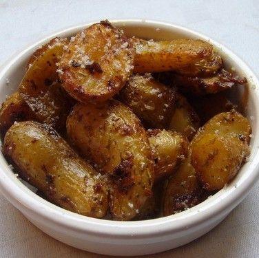 Recette des pommes de terre à la provençale