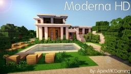 MODERNA HD [1.11] (NOW WITH NORMAL & SPECULAR MAPS) Minecraft Texture Pack