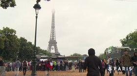 Video- Paris vu du ciel