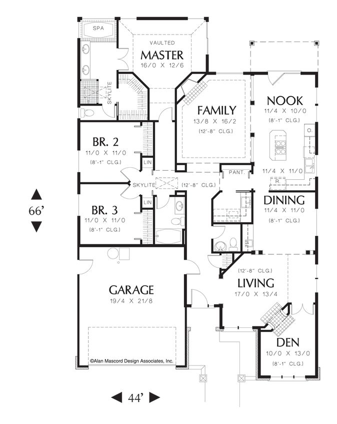 Well Organized House Plans Home Design And Style