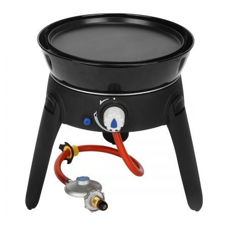 Cadac Safari Chef 2 LP Camping Barbecue - A portable camping barbecue which is lightweight and compact.