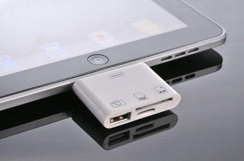 USB / SD slot for iPad