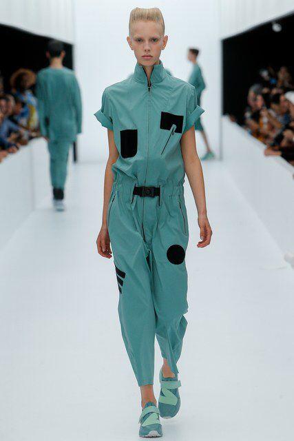 Y-3 Spring 2017 Menswear Fashion Show