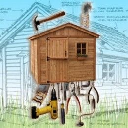 Can do-it-yourself builders really benefit from premium wood shed plans? Read this free tutorial to learn how I get professional results every time.   I consider myself a wood shed plans expert, having built dozens of wood sheds. And, the two most...