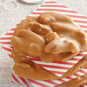 """Over the past weeks, we've asked readers to send in recipe wishes. Each day until Christmas eve, we'll be granting those requests. Alice Hatfield of Austin, Texas, writes, """"My great-aunt Alice made melt-in-your-mouth buttermilk pecan pralines."""