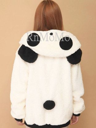 Panda hoodie--KIGURUMI Cosplay  Charactor animal Hooded  Pajamas Pyjamas Xmas gift Adult  Costume outfit  hoodies