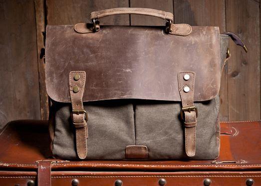 18 best Leather Messenger Satchel Bag images on Pinterest ...
