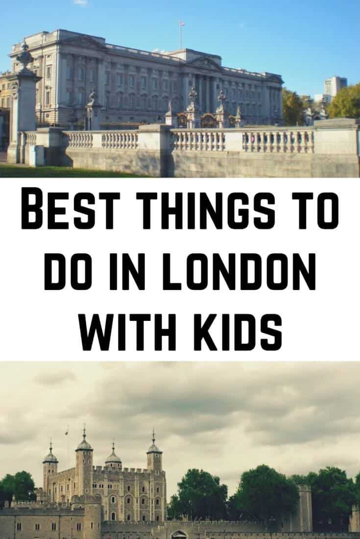 50 Best Things to do in London with Kids by a Local | Best