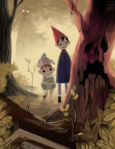 ❦ Over the Garden Wall ❦ on Pinterest | Cartoon Network, The ...