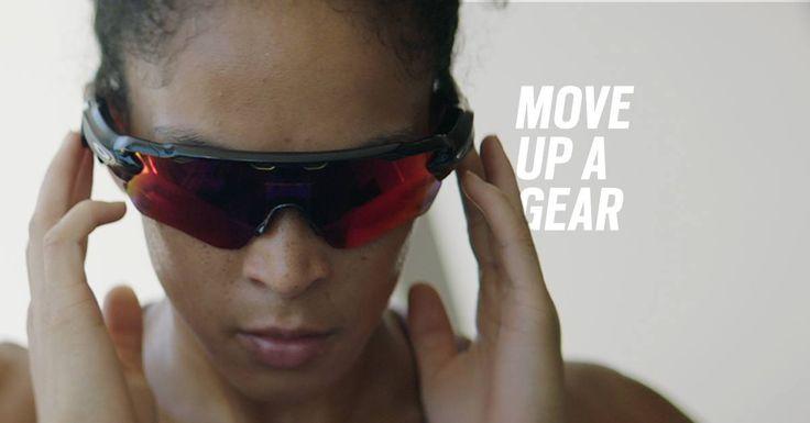 Lleva tu entrenamiento al siguiente nivel con Radar Pace, el entrenador que monitoriza tu rendimiento en tiempo real Shop now:https://goo.gl/R46rfw #Oakley #Radar #running #sunglasses #gafasdesol #PlayOptic