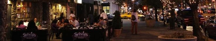 Sylvia's Restaurant  in Harlem New York