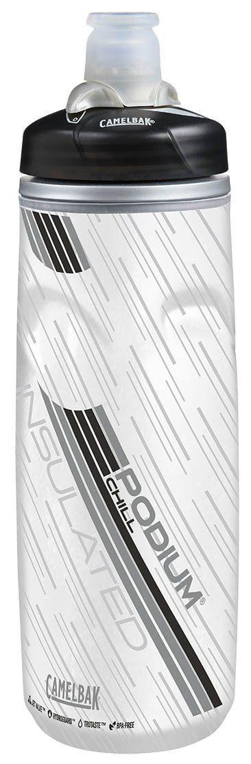 CamelBak Trinkflasche Podium Chill 610, Carbon, 52302: Amazon.co.uk: Sports & Outdoors